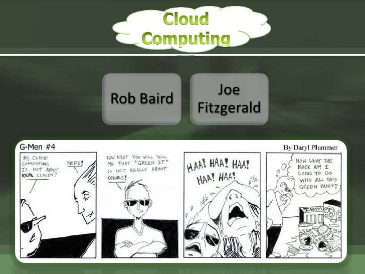 Cloud Computing<br />