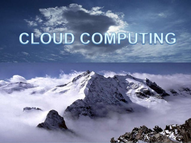 WHAT IS ?  Cloud computing is a type of computing that relies on sharing computing resources rather than having local ser...