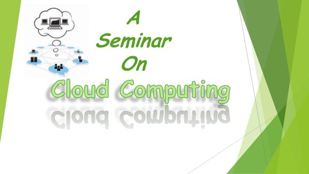 A Seminar On
