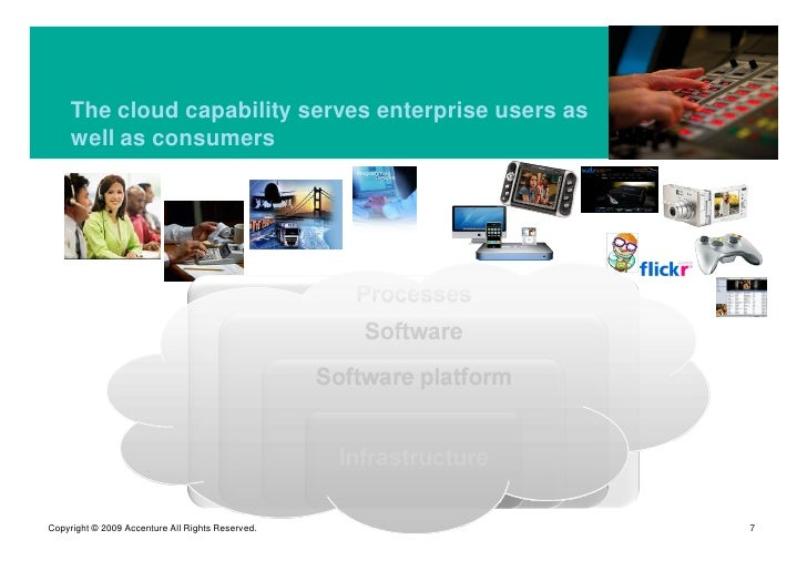 The cloud capability serves enterprise users as      well as consumers                                                    ...