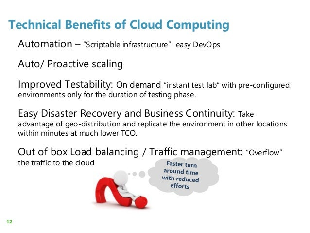 cloud computing risk or opportunity Risks of cloud computing before considering cloud computing technology, it is important to understand the risks involved when moving your business into the cloud you should carry out a risk assessment process before any control is handed over to a service provider.