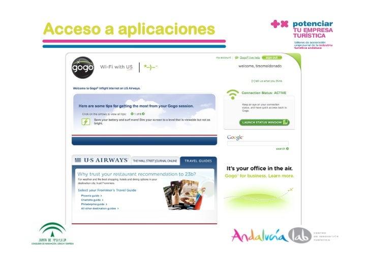 Acceso a aplicaciones     1/6/10   DepartamentodeMarke2ng‐Socialtec   10