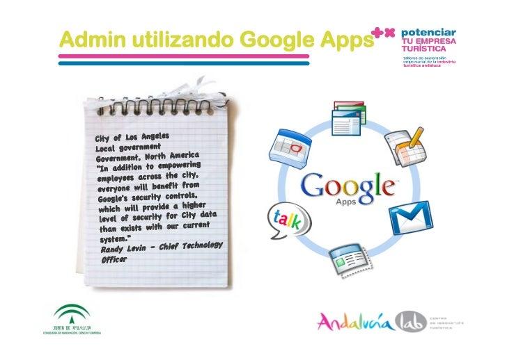 Admin utilizando Google Apps         City of Los Angeles      Local government                                ica      Gov...