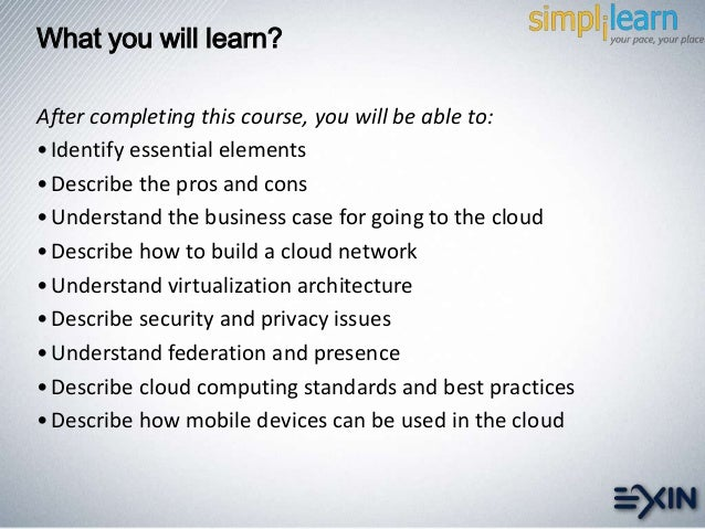 on cloud computing the history definition pros and cons This is probably the following question after reading all from above well, the answer is simple you should use the cloud because it has so many advantages pros and cons of cloud computing (advantages and disadvantages) pros 1 it's cheap – a license for a software may cost really much and it may be really expensive to buy it if you use it in the cloud, you actually pay a monthly rent for it which is substantially cheaper option in the short run.