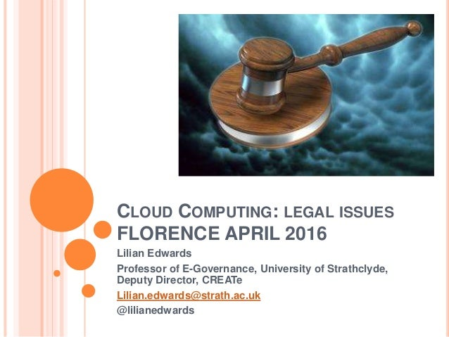 the implications of cloud computing in society Proceedings of ˘i-society 2012 ˇat gku, talwandi sabo bathinda (punjab) security issues and their solution in cloud computing prince jain  implications of .