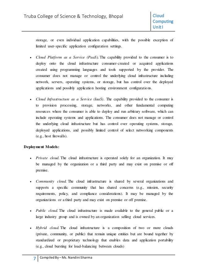 Beaches] Computer system organization syllabus rgpv