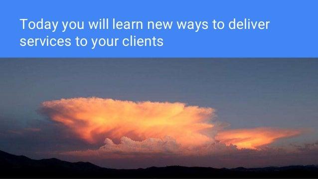 Building Cloud Services into Your Plugin Slide 3