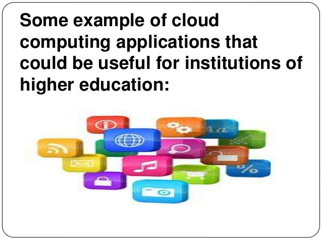 cloud computing for higher education a Learn about g suite for education and google cloud  there's a reason why it's called higher education  the largest known high-performance computing.