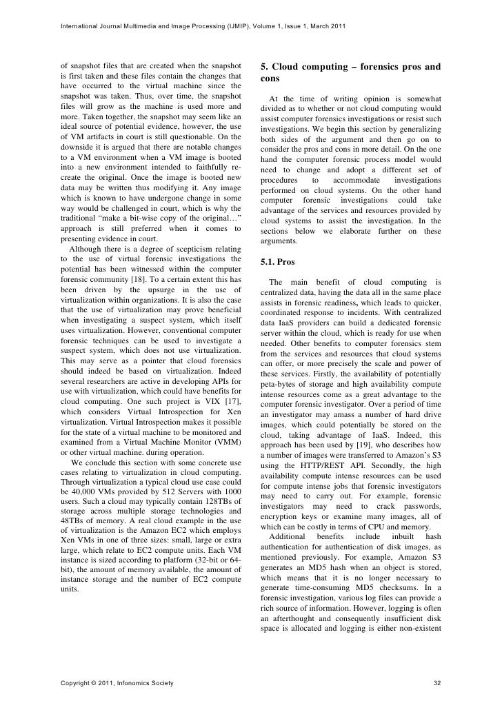 pros and cons of cloud computing pdf