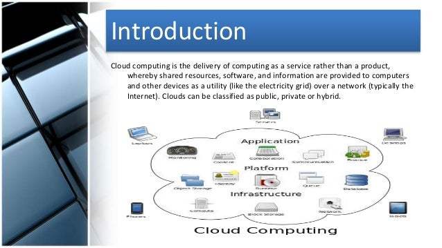 Cloud computing security issues and challenges thesis