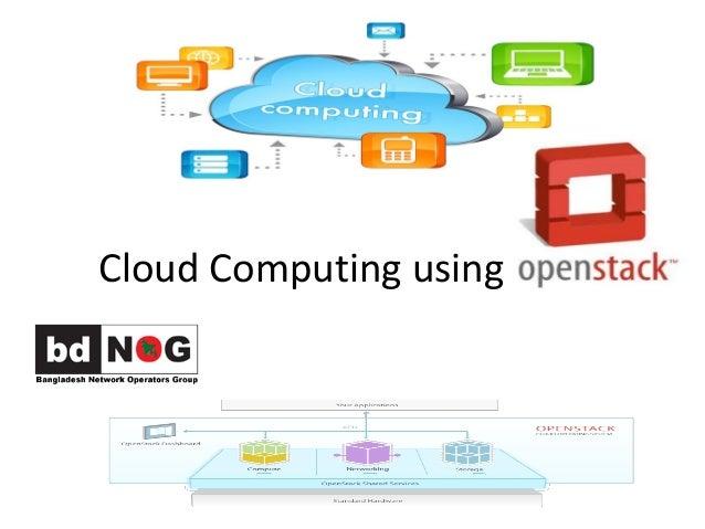 Cloud Computing using