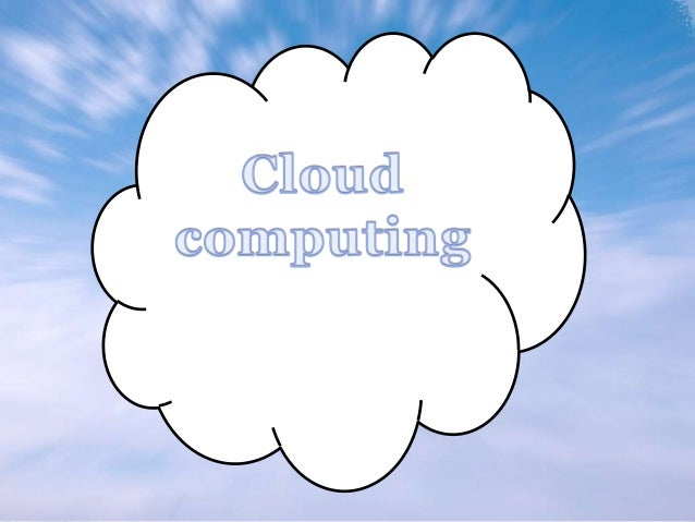 CLOUD COMPUTNG