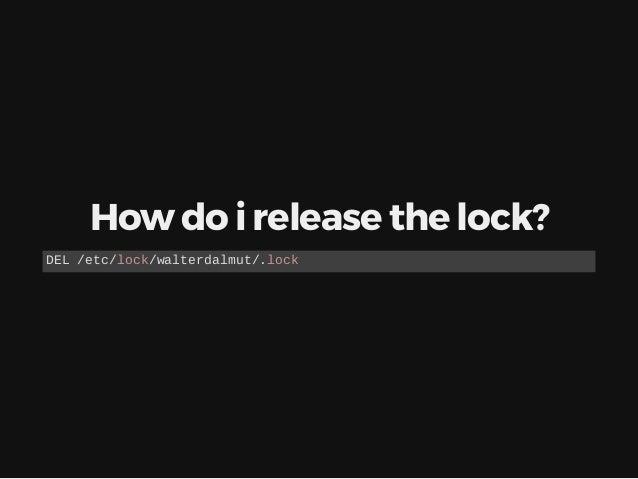 """How do i watch for lock release? Lock releases SUBSCRIBE __keyspace@0__:/etc/lock/walterdalmut/.lock 1) """"message"""" 2) """"__ke..."""