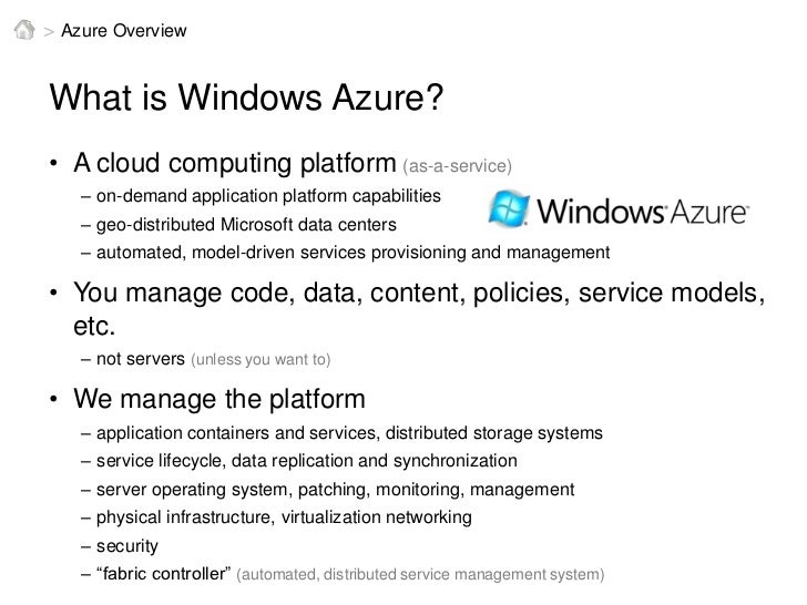 CloudConnect 2011 - Building Highly Scalable Java Applications on Windows Azure Slide 3