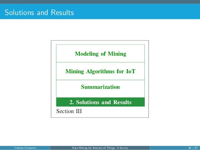 thesis papers on data mining Data mining: concepts and techniques second edition jiawei han and micheline kamber university of illinois at urbana-champaign amsterdam boston heidelberg london.