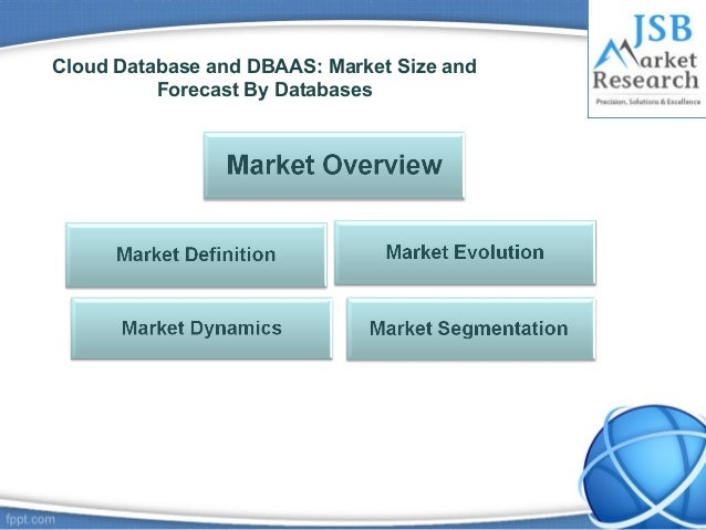 jsb market research cloud database Cloud computing in asia-pacific: telcos portfolios and go-to-market strategies cloud computing in asia-pacific: telcos portfolios and go-to-market strategies , a new telecom insider report by globaldata, provides an executive-level overview of the.