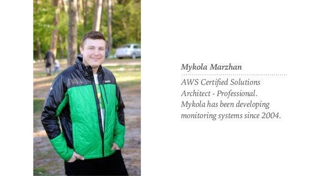 DevOps Fest 2019. Mykola Marzhan. Monitoring Cloud Databases Slide 2