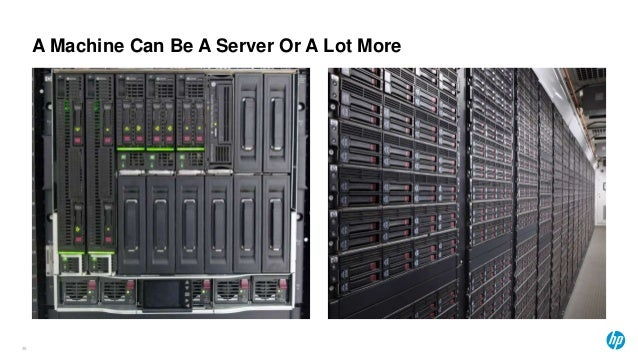 A Machine Can Be A Server Or A Lot More 48