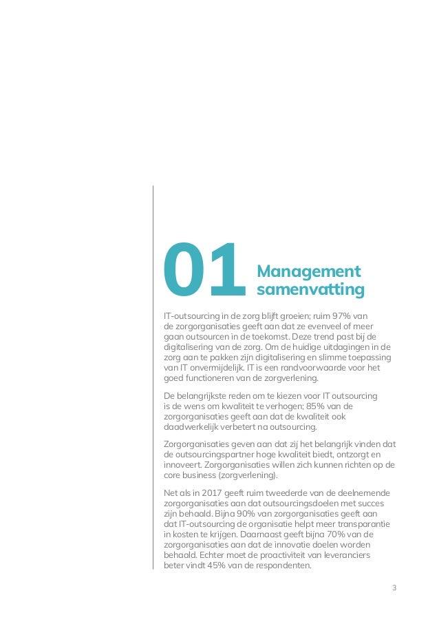 Cloud en IT outsourcing in de zorg marktonderzoek 2019 Slide 3