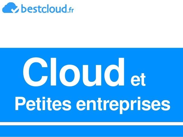 Cloud et Petites entreprises
