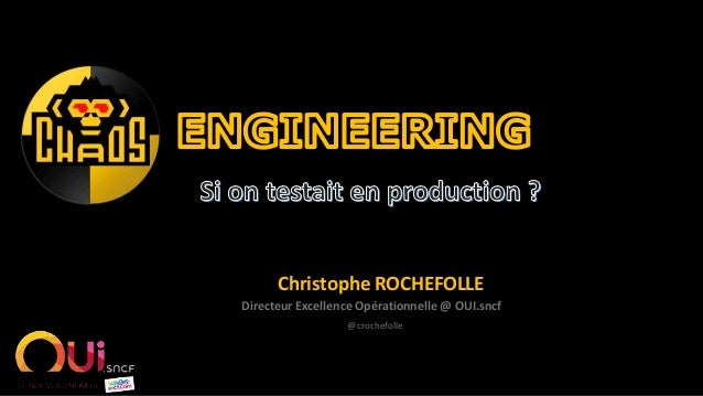 @crochefolle Directeur Excellence Opérationnelle @ OUI.sncf Christophe ROCHEFOLLE