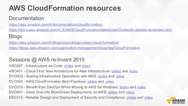 aws cloudformation february 2016. Black Bedroom Furniture Sets. Home Design Ideas