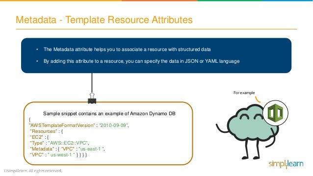 AWS CloudFormation Tutorial   AWS CloudFormation Demo   AWS