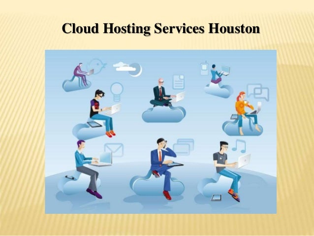 Cloud Hosting Services Houston