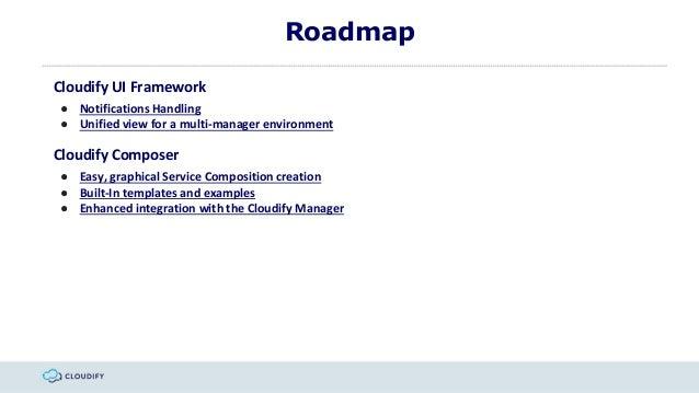 Cloudify 42 webinar agility control 28 roadmap cloudify malvernweather Gallery