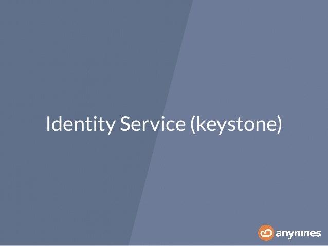 Identity Service (keystone)