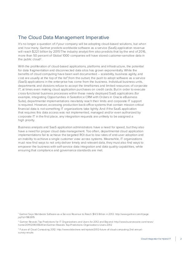 Informatica Cloud Integration Template Designer