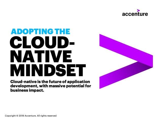 Adopting the Cloud-Native Mindset