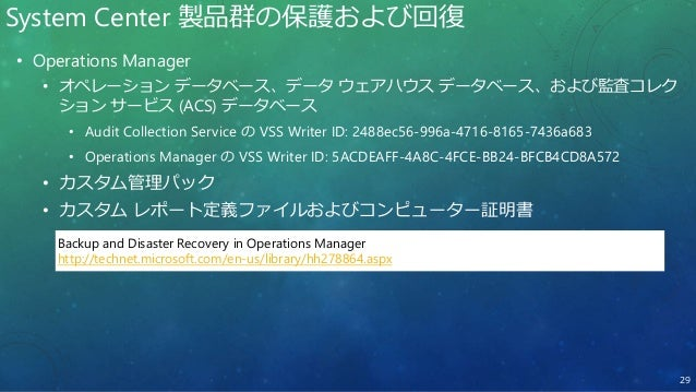 repair vss writers server 2012 r2
