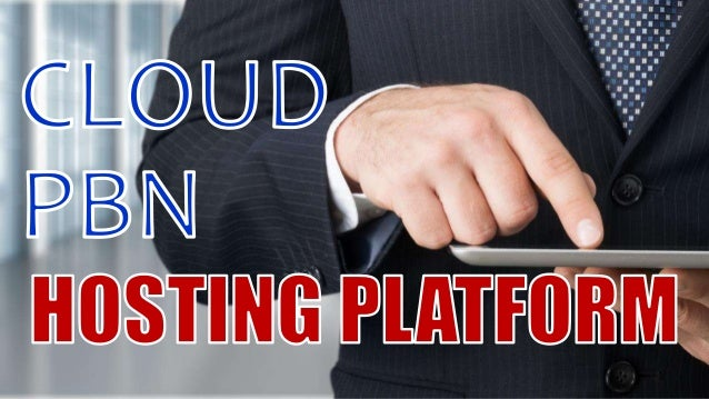 Cloud PBN Hosting Platform