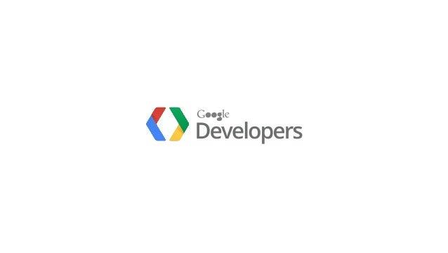 Introduction to the Google                   Cloud PlatformAlexis Moussine Pouchkine, Martin Görner, Google Developer Rela...