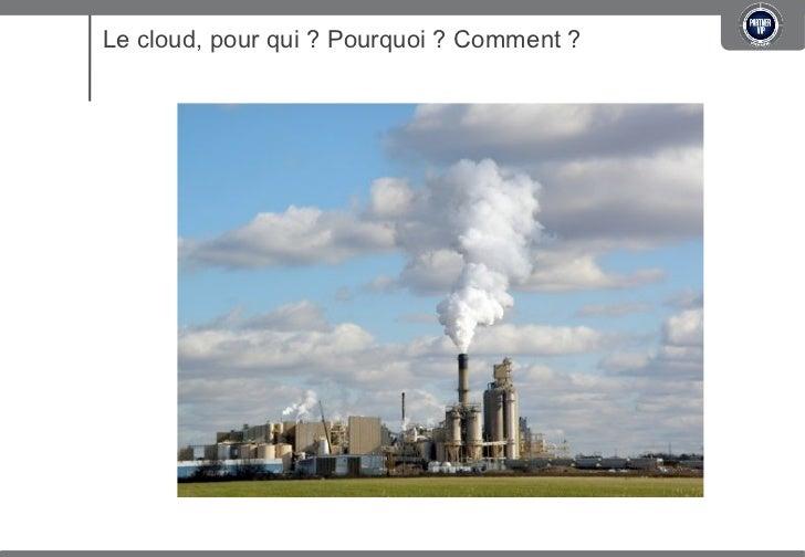 Le Cloud pour tous Slide 2