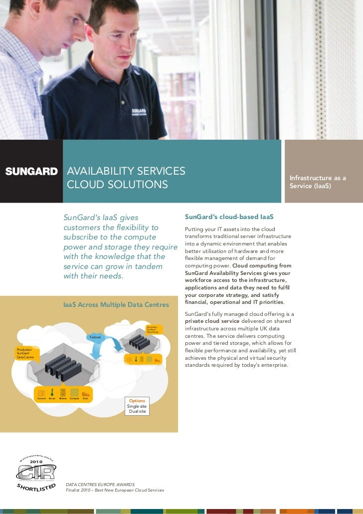 AVAILABILITY SERVICES                                                                                     Infrastructure a...