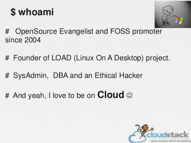 Cloudstack for beginners Slide 2