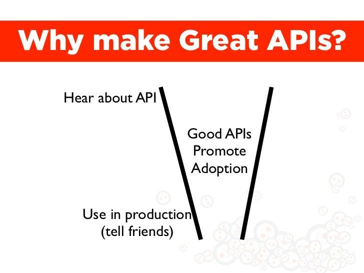 Building A Great API - Evan Cooke, Cloudstock, December 2010 Slide 2