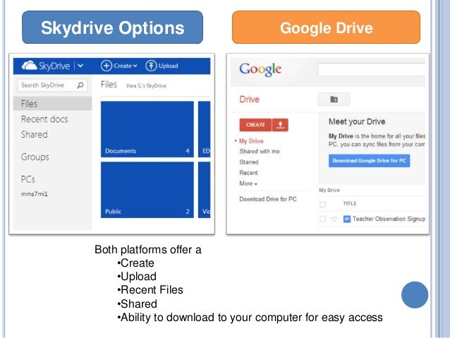 the storage options and advantages of google drives cloud storage But it's actually a useful tool that benefits you in all kinds of ways  dropbox is a  major player in the cloud storage solutions game  maps lover, you may find  yourself using google drive as your primary cloud storage option.