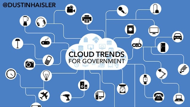 Cloud Trends for Government Slide 2