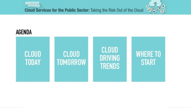 Cloud Trends for Government Slide 3