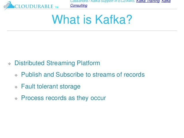Kafka Intro With Simple Java Producer Consumers