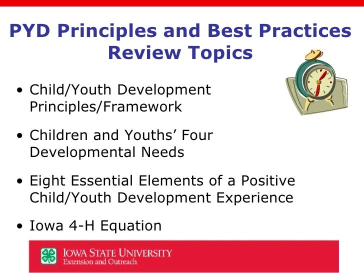 ?Positive environments for children and young people Essay