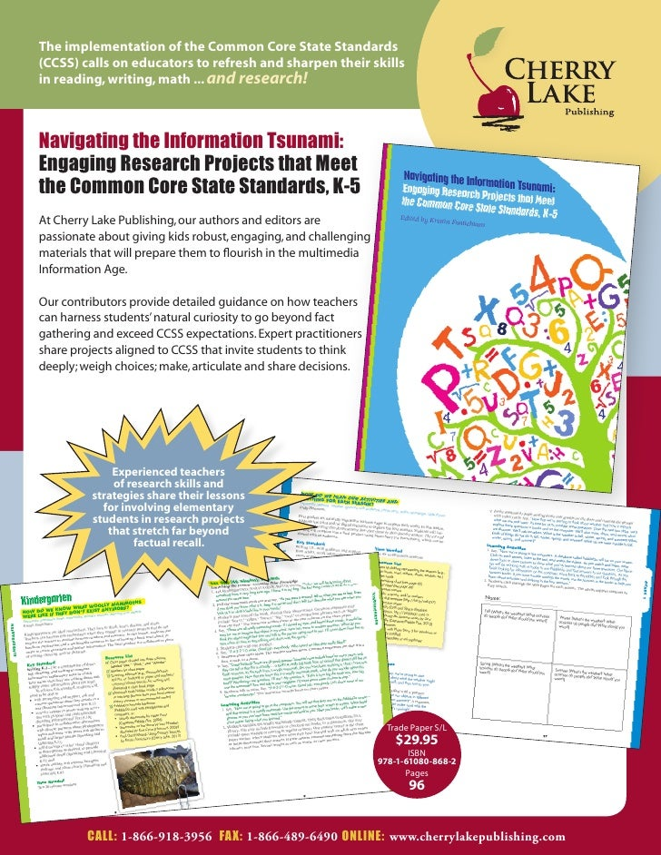 The implementation of the Common Core State Standards(CCSS) calls on educators to refresh and sharpen their skillsin readi...