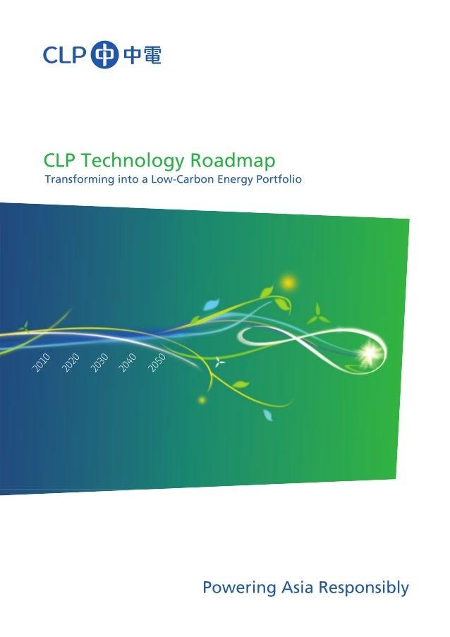 CLP Technology Roadmap   2