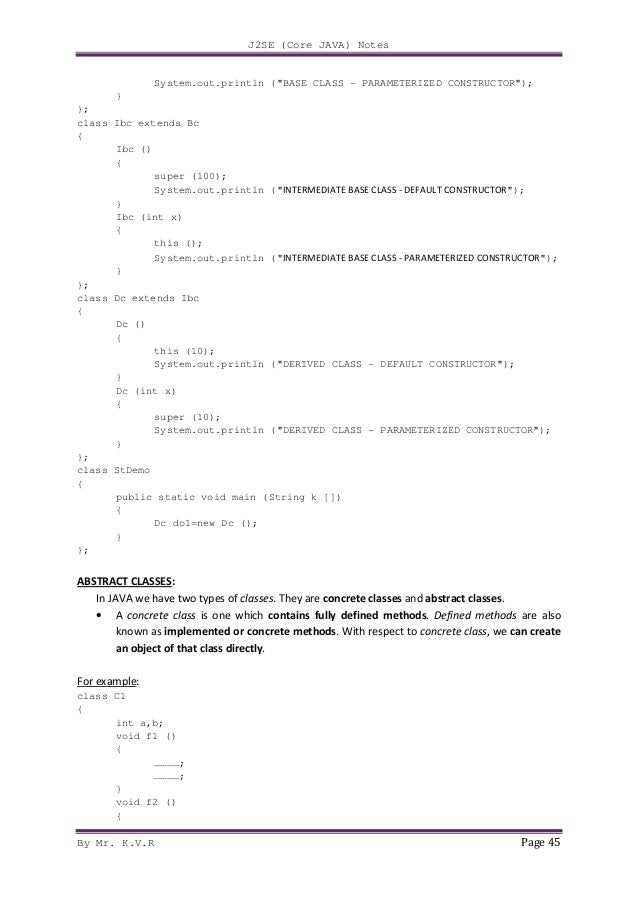core java volume 1 pdf