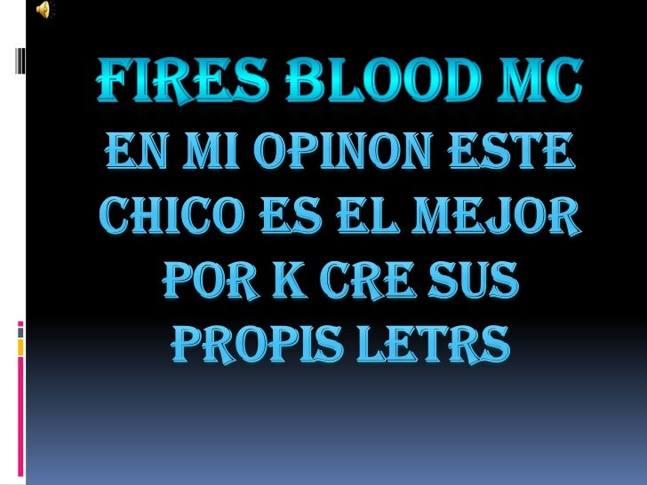 FIRES BLOOD MC