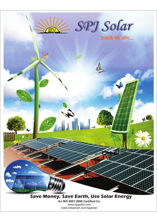 SPJ Solar Technology Pvt. Ltd., Ghaziabad, Solar Street Lights & Solar Inverters