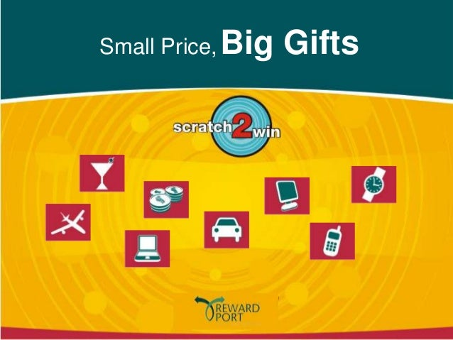 Small Price,Big Gifts